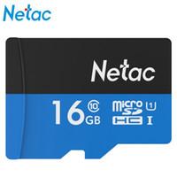 Wholesale Netac P500 GB Micro SD Memory Card SDHC Data Storage TF Cards