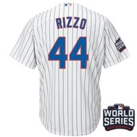 apparel chicago - Chicago Cubs Rizzo Baseball Jerseys World Series Jerseys Mens Majestic Top Selling Baseball Apparel All Style Baseball Wears