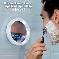 Wholesale New Portable x Magnifying Glass Makkeup Mirror Swivel Action LED Lights Swivel Brite Cosmetic Tool