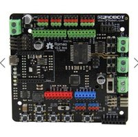 arduino digital inputs - Wide operating input voltage Dfrobot Romeo V2 All In One Controller Compatible With Arduino Digital I O extensions D14 D16