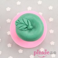 apple shaped cakes - Apple Shaped silicone Soap Mold Resin Clay Chocolate Candy Silicone Cake Mould Fondant Cake Decorating Tools
