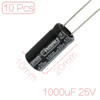 Wholesale V uF C Radial Electrolytic Capacitor mm x mm Discount