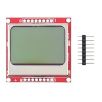 Wholesale New LCD Module Blue Bracklight Adapte PCB for Nokia