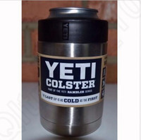 Wholesale 12oz Yeti Rambler Coolers Tumbler Stainless Steel Camping Cup Coffee Mug insulated double wall insulated double wall OOA372
