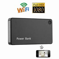 banking and security - New Mobile Power Bank DVR WIFI IP Spy Hidden Camera No Hole P Mah Wireless Network Security Camera for Android and IOS
