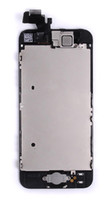 Wholesale Original LCD For iPhone display Black LCD Assembly with Touch Screen and Other Parts home button fedex