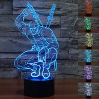 atmosphere tables - Led Table Lamp Night Lights Decorative Room Lighting Guards Visual LED Lights Colorful Touch Atmosphere Lights Birthday Gift Lamp