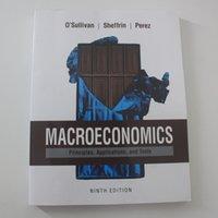 Wholesale Macroeconomics Principles Applications and Tools th Edition