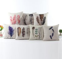 baby does - Pretty baby feather healthy pillow model soft bolster For pillowcase Does not contain the core JZ8