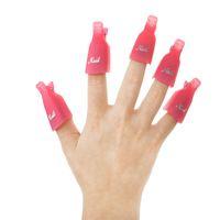 Wholesale Biutee Nails Remover Soak Off Cap Clip Nail Art Tool Acrylic UV Gel Polish Remover Cap Wrap