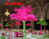 beautiful diy - Real Image Hot Sale Beautiful cm DIY Ostrich Feathers Plume Centerpiece for Wedding Party Table Decoration Wedding Decoration