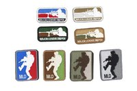 badge embroidery uk - Major League Sniper Patch Gunman MLD Armband Embroidery UK Special Forces SAS Morale Badge Special Air Service Tactical Hook Loop Patches