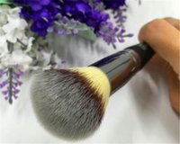 Q204 beauty tubes - it brushes Double End BRUSH with tube Foundation blush Eyeshadow Brushes Tech Deluxe Beauty Makeup