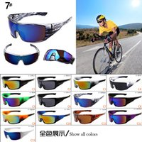 Wholesale AAAA Fashion Men Sunglasses Fashion Biking Sports Sunglasses Mens Sports Eyewear Fashion Driving Sunglasses Colors