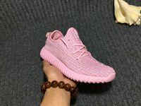 Cheap Adidas Original Yeezy Boosts 350 Kanye West Yeezy 350 Classic Black 350 Men Tan Yeezy Trainers Shoe Perfect 2016 Yeezy 350 With Original Box