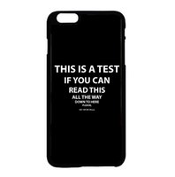abs testing - Eye Test fashion cell phone case for iphone s s c s plus