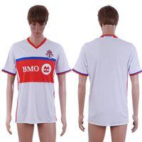 Wholesale 2016 Toronto FC Away AAA Soccer Jerseys Thai Quality Blank Soccer Shirts Cheap Mens Football Jerseys Customized Jerseys for Sale