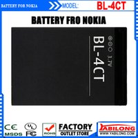 Wholesale obile cassette Low Price BL CT Full Capacity mAh Mobile Rechargeable Battery for NOKIA F XM XM F S