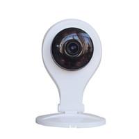 Wholesale Ebest IPC01KW Wireless IP Cube Camera Onvif P HD Smart Home WiFi Security P2P IR Night Vision Micro SD Card Slot