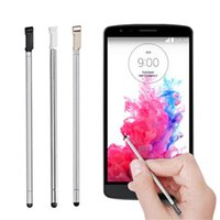 Wholesale 2016 Brand New High Quality Touch Stylus S Pen For LG G3 Stylus D690 D690N