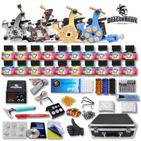 Cheap 2 Guns Tattoo Kits Best Beginner Kit Beginner tattoo kits Complete Tattoo Kit