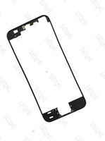 apple mid - 10pcs Front Bezel with hot glue Middle Frame for iPhone s c G Plus inch Black white Mid Frame Chassis Bezel Touch Screen LCD
