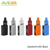 basic yellow - Joyetech Evic Basic with Cubis Pro Mini Kit mAh Battery Mod with ml Capacity Tank LVC Clapton ohm MTL