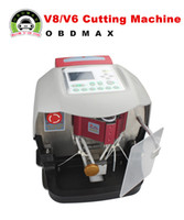 Wholesale Newest Automatic V8 X6 Key Cutting Machine With Free V2013 Database