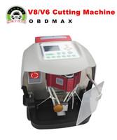 Wholesale Newest Automatic V8 X6 Key Cutting Machine With Free V2015 Database