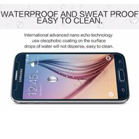 anti reflective film - Brand New Upgrade Times Enhanced Mobile Phone Film Stroke Prevention Anti Reflective Scratch Resistant For Samsung S5 s4 s6edge note3