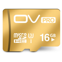 Wholesale OV Micro SD Card HC XC SDHC SDXC UHS I UHS U3 K K DSLR DSLM Video Memory Card GB Class cartao memoria