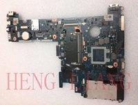 Carte mère pour ordinateur portable pour HP 2540P carte mère 598762-001 Used100% testé i7 640lm cpu