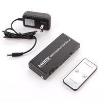amplified cable splitter - 2x2 HDMI True Matrix Switch Splitter Amplify Selector D P Remote in ou