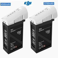 Wholesale Original DJI Inspire RC Helicopter Dedicated Intelligent Battery mAh mAh TB47 Battery Free FedEx DHL