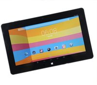 10.6inch Cube i10 Andorid / Dual Boot Tablet PC P + G écran Intel Z3735F Quad Core 2 Go 32GB WiFi 1366 * 768px OTG HDMI