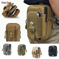 best service golf - EDC Pouch Utility Colors Camo Bag Military Nylon Tactical Waist Pack Joging Bag Outdoor Essential Best Service E595E