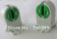 Wholesale EMS free to USA t5 tube lamp holder tube socket good quality ems shipping to usa