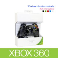 xbox360 wireless controller - Official motherboard Xbox360 wireless controller pure imitation shell Xbox360 box