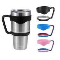 Wholesale 3 Colors Handle for oz YETI Rambler Tumbler RTIC and Other oz Tumblers Yeti Handle Handle only Tumbler not included