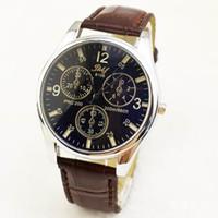 Relojes Hombres Y Mujeres De Negocios Reloj De Cuarzo Blue-ray Cinturón De Reloj Clásico De Vidrio Común Espejo De Aleación De Reloj Para Hombres Trabajador Relojes