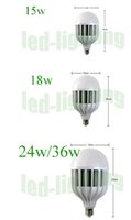 Wholesale In the latest Led Light Bulb LED E27 Lighting W W AC85 V K