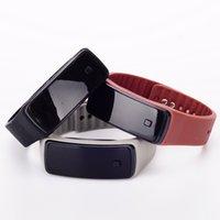 Wholesale 2016 Fashion LED Watch Lover s Watch Touch screen waterproof watch Silicone Mini Bracelet Watch