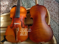 Wholesale 2016 top quality Yilin matte violin Entry level violin with case rosin bow bridge for learner