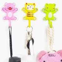 Wholesale Vorkin X Utility Family Necessary Cute Cartoon Stable Suction Strong Seamless Stick Hooks Types