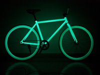 fixed gear - Carbon Frame Fixed Gear Bike C Luminous At Night Reversiblly Riding Pour Brake Freedom Movement Bicycle