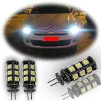 Wholesale Refires c5 citroen led lighting lamp reversing light daytime running lights light show wide bright