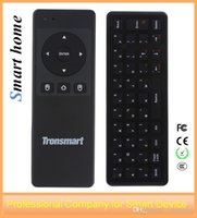 Wholesale Tronsmart TMS01 TSM Air Mouse mini Keyboard Remote control for TV Box TV Stick Motion Sensing Games
