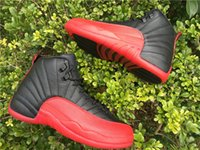 Wholesale 2016 air retro s XII man Basketball Shoes flu Game Gym red ovo white playoffs french blue wolf grey cherry repilcas Sneakers