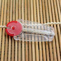Wholesale Hot set high quality kerosene oil flint stone gold portable packing cigarette lighter flints