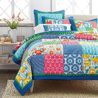 Wholesale Hot Latest Handmade Pure Cotton Patchwork Quilt Bed Cover Bedspread Bed Comforter Exquisite Workmanship King California King Size